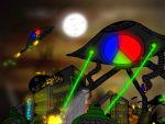 War of the Worlds by MegaDISASTER