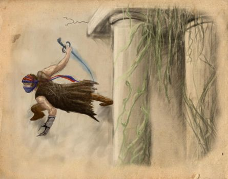 Prince Of Persia Contest by shweebie