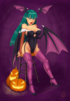 Happy Halloween! by Misaky