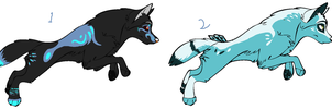 Make an offer Canines 4 -closed - by adoptsmadefuryou