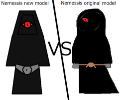 Nemessis new model vs the original model by Heavenly-Warrior-AD