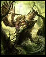 Of Monsters and Angels by yerduf