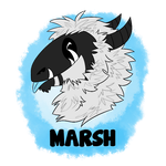 Marsh - potential con badge by BritishMedic