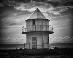 Rhych Lighthouse by hokum-deadfall