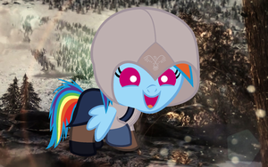 Dashie Cosplays Connor from Assassin's Creed 3 by Beavernator