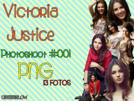 Victoria Justice Photoshoot PNG #001 by CaamiMaslow
