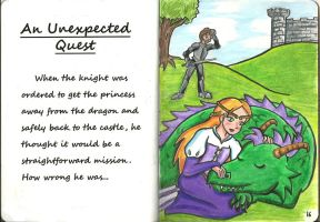 An Unexpected Quest by Kasandra-Callalily