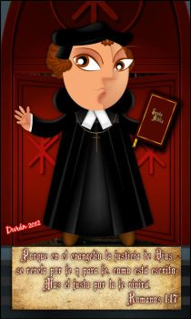 LUTHER by Aiestesis