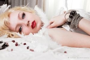 .: milk and feathers :. by ScorpionEntity