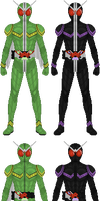 Kamen Rider Double, Special by Taiko554