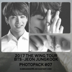 2017 BTS THE WING TOUR JUNGKOOK by kubrakose95