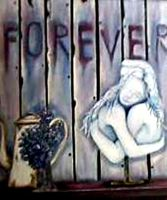 Forever by Nursel Aksoy by RosaSanat