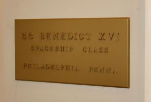 Classic Trek-Dedication Plaque by Promus-Kaa