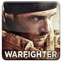 Medal Of Honor: Warfighter DOCK ICON with logo PNG by Djblackpearl