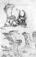 Sketches from my archive 2 by tommasorenieri