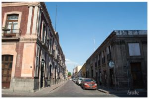 Calle Francisco I. Madero by Alkhumeia