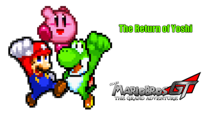 Yoshi's Return by KingAsylus91