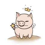 Fairy God-Piggy by fairygodpiggy