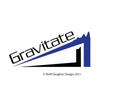 Gravitate Logo by Wolf-Daughter