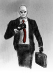 Hitman by Hewison