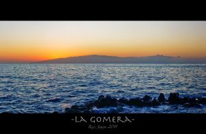 La Gomera by KrisSimon