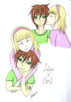 Chris And Lillian-request by UndertakerisEpic