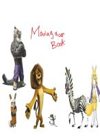 Madagascar book by masonday