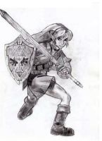 link of soulcalibur by Ilora24