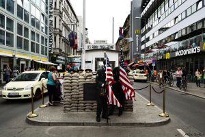Checkpoint Charlie by RavenNightWish