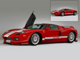 Gt40 Concept by masternoname