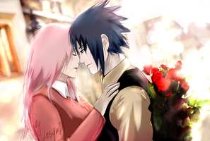 SasuSaku: Miss you by Lesya7