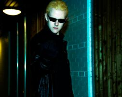 Albert Wesker- You Will Give Me An Egg by Ruxtano