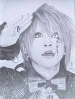 Ruki from the GazettE 2 by JessHaskins
