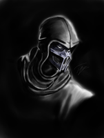 Noob Saibot by Ferb33