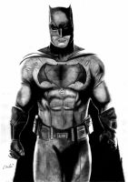 Dawn Of Justice: Batman by The-Ginger-Artist