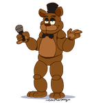 .:Freddy:. by CoksTheDragon