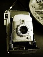 Polaroid Camera by Moii-Joiice