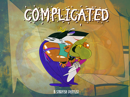 .:Complicated:. by DarkwingSnark