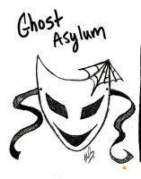 What hides behind my face? by GhostAsylum