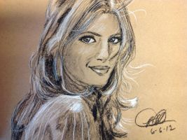 Stana Katic by anteateradvance