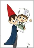Wirt and Greg by Piddies0709