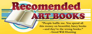 Book recommendation by Joe5art