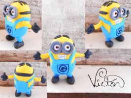 Minion by VictorCustomizer