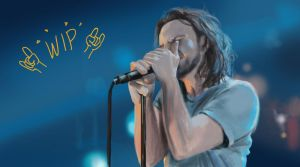 Eddy Vedder by xjordi360