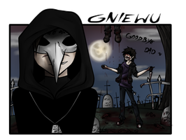 The murderer: Goodbye Dad ~ by Rej-kun