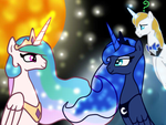 The Royal Family Reunion by flororopay
