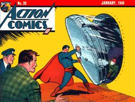 Action Comics 20 by Superman8193