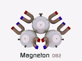 082 - Magneton by HunterDog