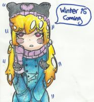 Winter Is Coming Sketch by autumwind