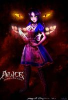 Alice the Madness Returns!! by Sayamiyazaki